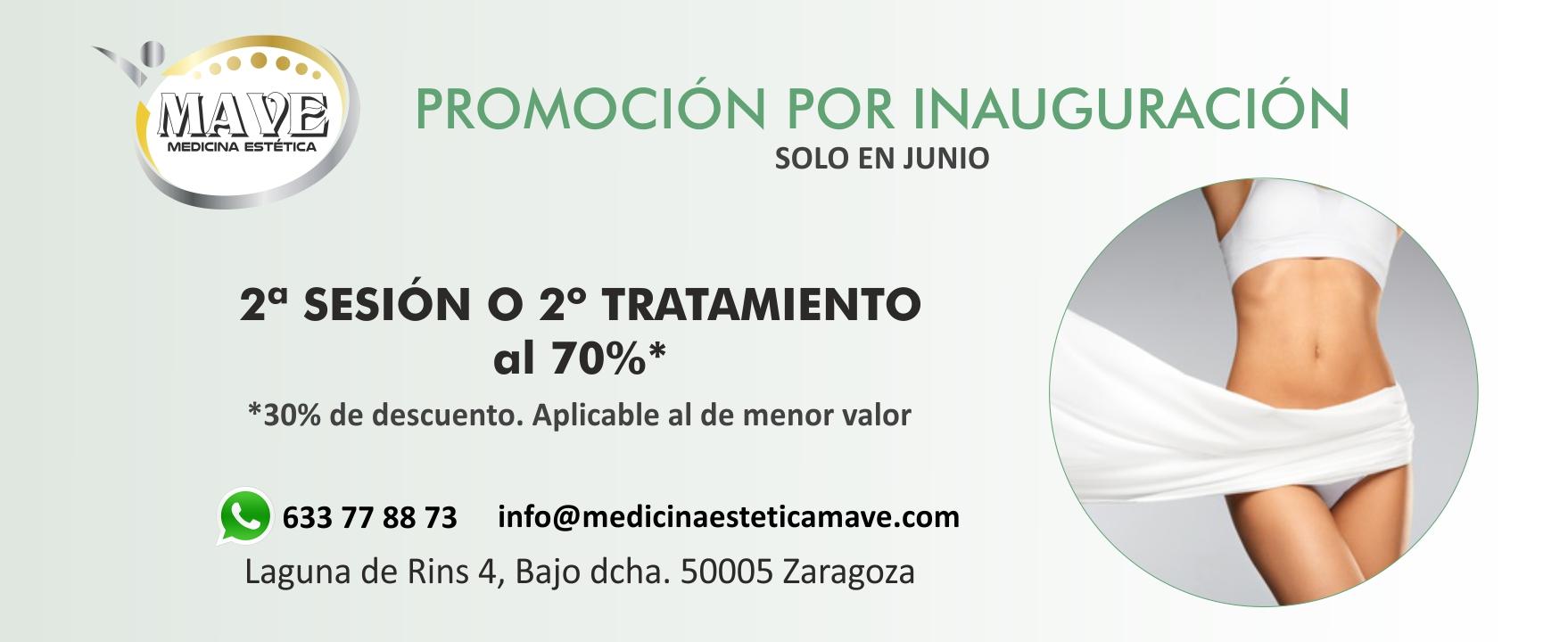 Descuentos en tratamientos de estética en Zaragoza