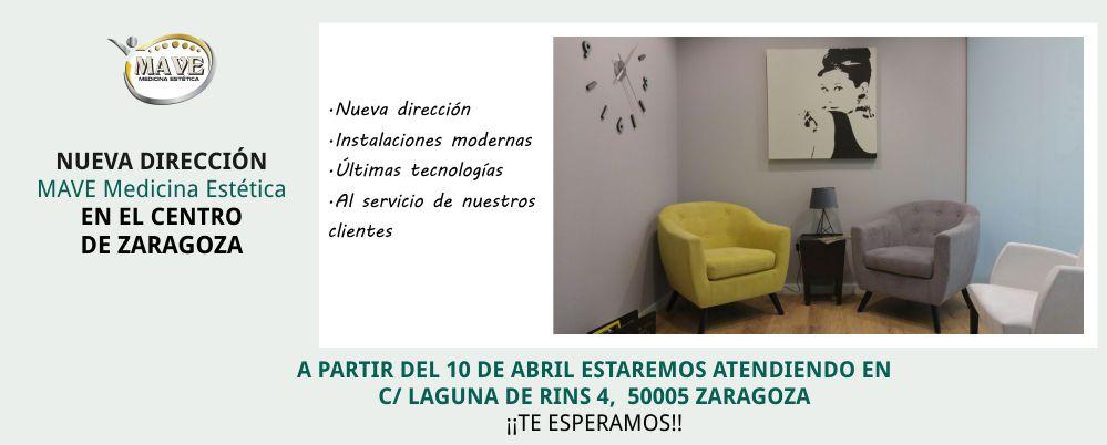 Mave, medicina estética en el centro de Zaragoza