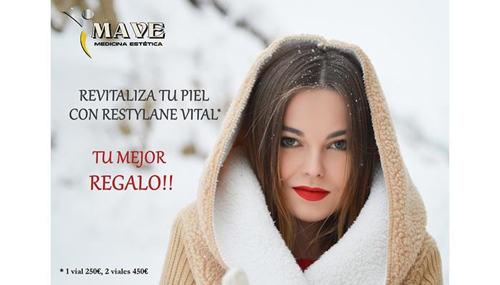 Promo para piel en Mave, Zaragoza