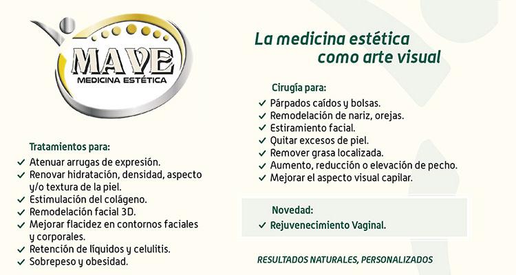 Mave Medicina Estética en Zaragoza